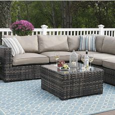 Up to 25% Off - Outdoor Rugs