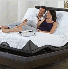 Save up to $400 - iComfort Adjustable Mattress Sets
