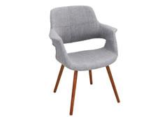 Vintage Flair Accent Chair