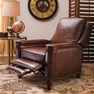 Save up to 38% - Leather Recliners