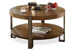Sierra Round Coffee Table
