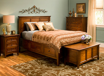 Westlake Casual Bedroom Collection