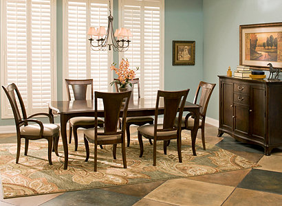 Keira Transitional Dining Collection Design Tips Amp Ideas