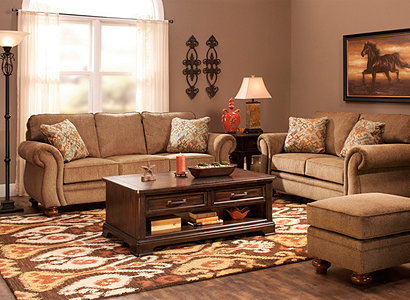 Kasson Traditional Living Room Collection Design Tips