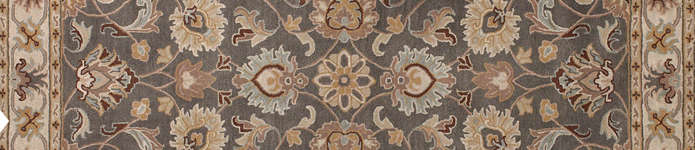 Area Rugs - Traditional Area Rugs