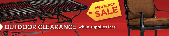 Clearance - Discounted & Clearance Outdoor Furniture