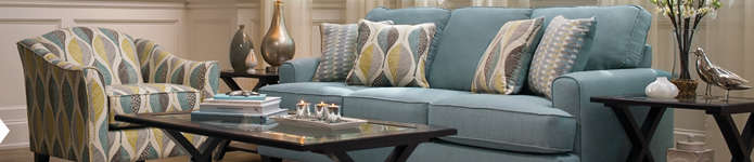 Living Rooms - Sofas