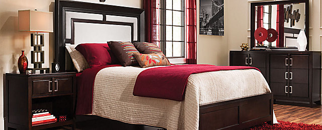 Cadence Contemporary Bedroom Collection