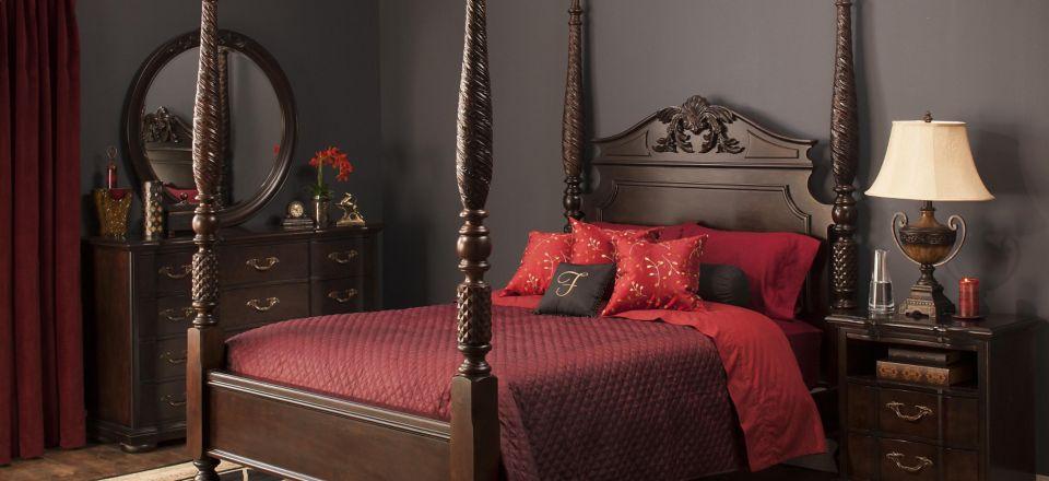 Belmont 4-pc. Queen Bedroom Set