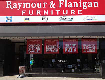Raymour And Flanigan Queens Jamaica Store Nyc Furniture And Mattress Stores Raymour And