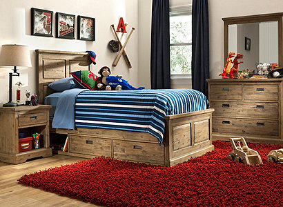 Gavin Casual Kids Bedroom Collection Design Tips Ideas Raymour And Flanigan Furniture