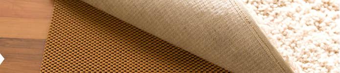Area Rugs - Area Rug Pads