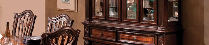 Dining Rooms - China Cabinets