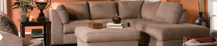 Sectional and Modular Sofas