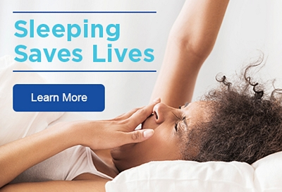 Sleeping Saves Lives - Learn More