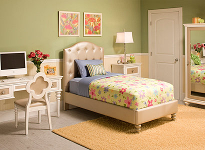Paris Transitional Kids Bedroom Collection Design Tips Ideas Raymour And Flanigan Furniture