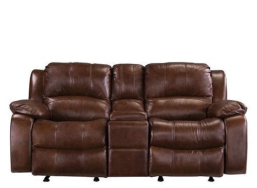 Bryant Ii 3 Pc Leather Power Reclining Loveseat Cognac