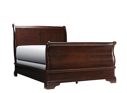 Charleston Full Sleigh Bed