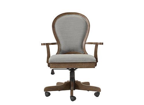 Kasari Home fice Chair Oak