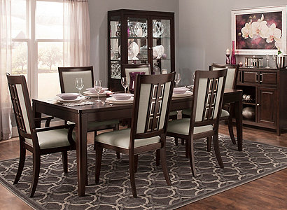 Cadence Contemporary Dining Collection Design Tips Ideas Raymour An