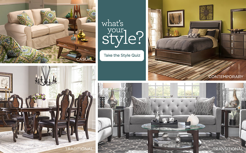 Find Your Style Design Style Quiz Raymour Amp Flanigan