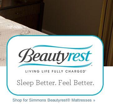 Shop for Beautyrest Mattresses