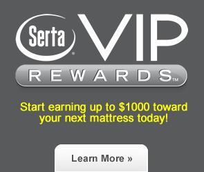 Serta VIP Rewards