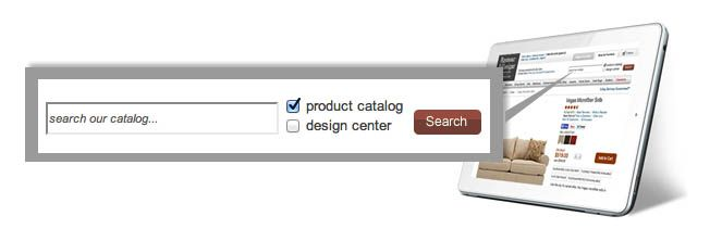 Search or Browse Our Product Catalog