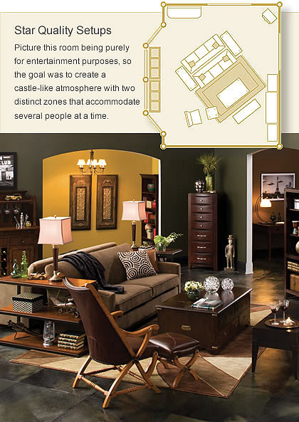 Interactive room planner plan your space raymour for Online room planner