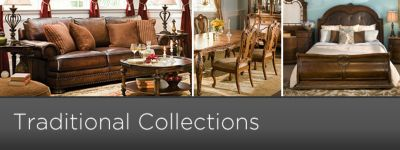 Traditional Furniture Collections for Your Home Traditional