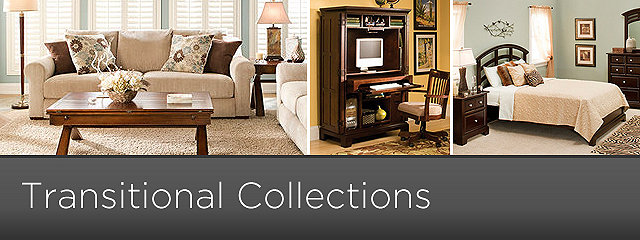 Transitional Furniture Collections For Your Home