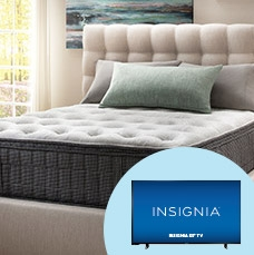 Free TV - with any Aireloom mattress or mattress set purchase