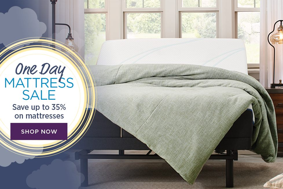 Save up to 35% on Mattresses