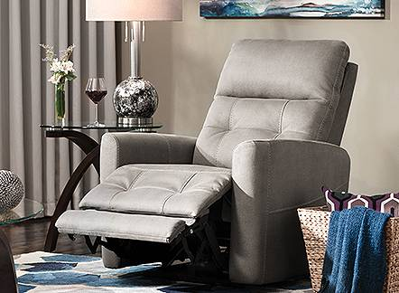 Save up to 20% Recliners