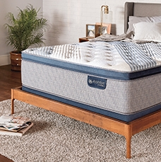 Free Box Spring - with iComfort or iComfort Hybrid mattress purchase