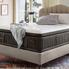 Save up to $500 - on select Stearns & Foster mattresses