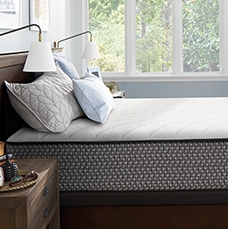 Starting at $549 - Sealy Essentials queen mattress sets