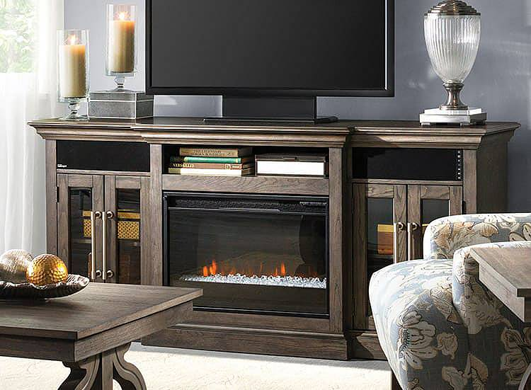 Get it before winter's over - Shop TV Stands and Consoles