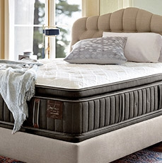 Save up to $500 on Stearns & Foster mattress sets