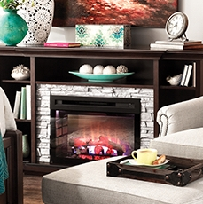Save up to $200 - Fireplaces