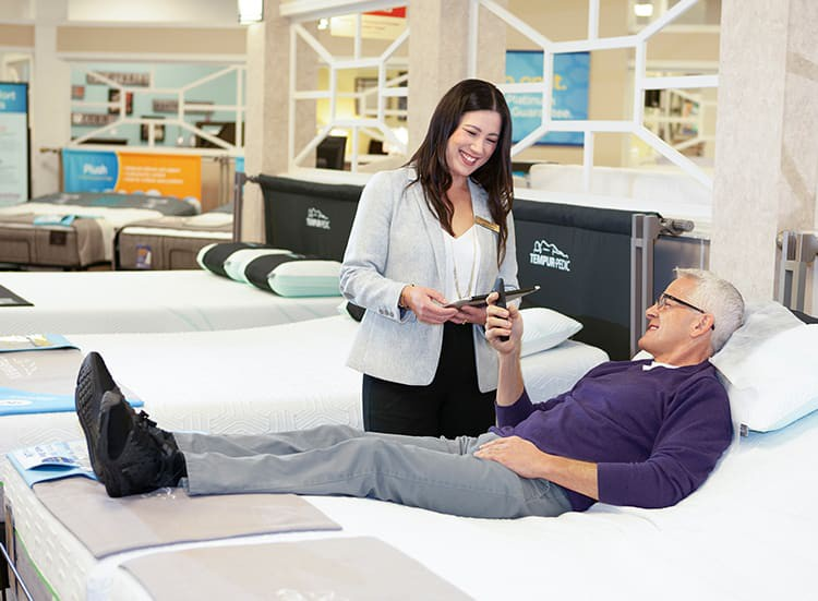 Buy a mattress for $999 or more, get an adjustable base for free