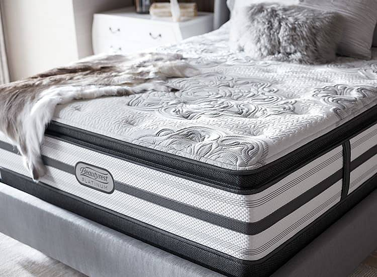 Free Box Spring & Gift with Select Beautyrest Mattresses