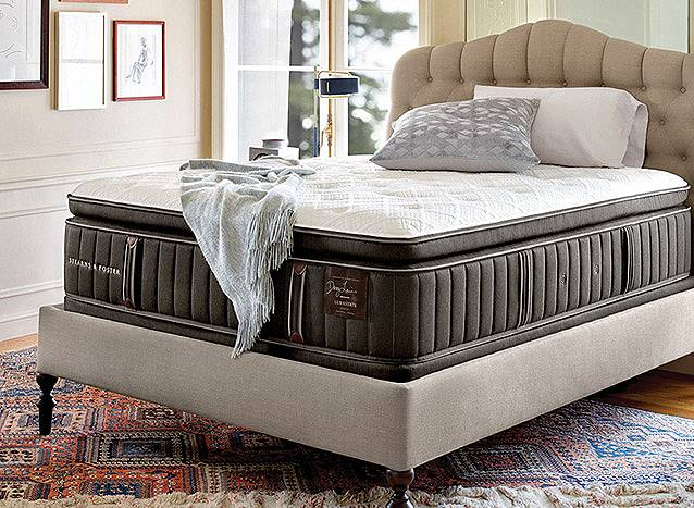 Save up to $500 - Stearns & Foster mattress sets