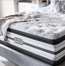 Free Box Spring - or discounted adjustable base with Beautyrest Platinum mattress