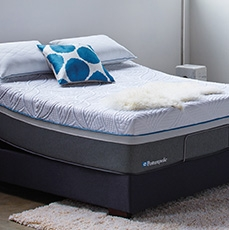 Free Box Spring - or discounted adjustable base with Sealy Hybrid mattress