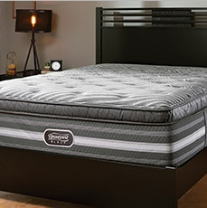 Free Box Spring - or discounted adjustable base with Beautyrest Black mattress