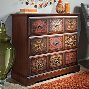 Save up to $100 - Accent Chests