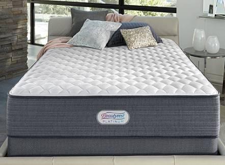 Save $200 Beautyrest Platinum mattresses