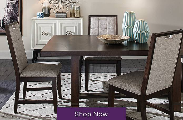 Save up to 20% on Dining Rooms