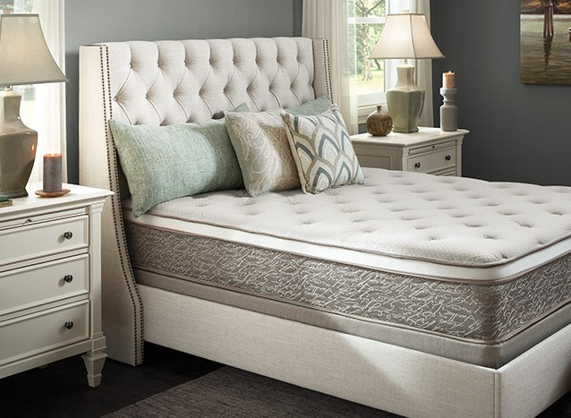 While they last, we're selling floor sample mattresses at 50% off. Find a store.